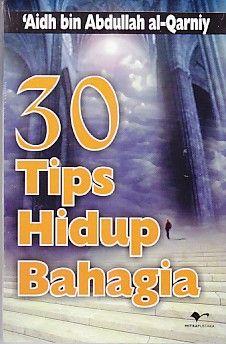 30 Tips Hidup Bahagia
