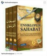 Buku Ensiklopedi Sahabat