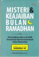 Misteri dan Keajaiban Bulan ramadhan