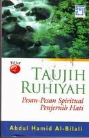 Taujih Ruhiyah Jilid 2