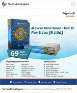 Al Quran Mina Tilawah-kecil SC