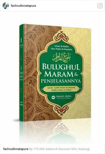 Terjemah Bulughul Maram dan Penjelasannya