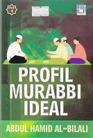 Profil Murabbi Ideal